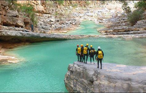Faire du canyoning au Maroc pour sortir des sentiers battus