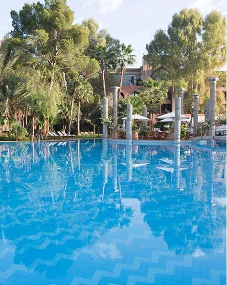 Day Pass à Marrakech, offrez-vous une journée piscine dans un hôtel de luxe