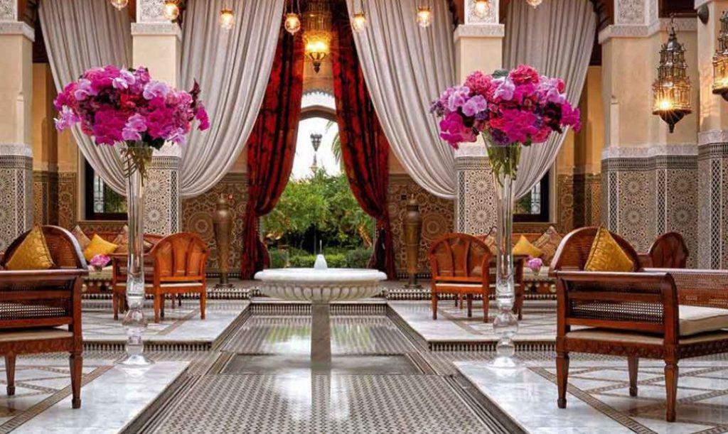 Séjourner dans un Palace à Marrakech, à quoi s'attendre?